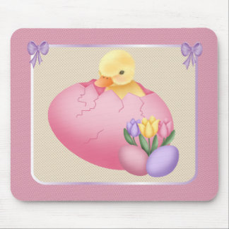 Easter Chick - Mousepad