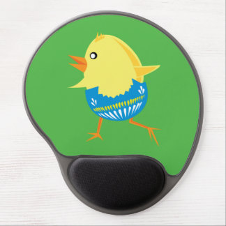 Easter Chick mousepad Gel Mousepads