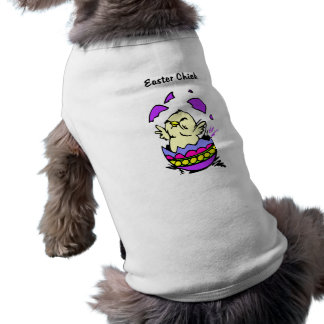 Easter Chick Pet T-shirt