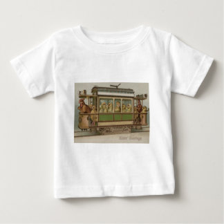 Easter Chick Rooster Trolley Shirt