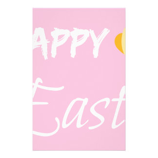 Easter Chick Stationery