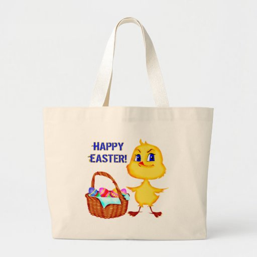Easter Chick T shirts and Gifts Tote Bag
