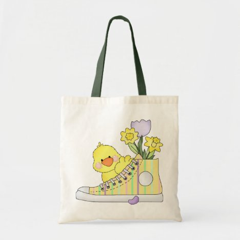 Easter Chick Tote bag