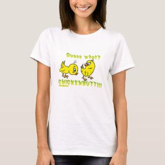 Easter Chicken Butt T-Shirt