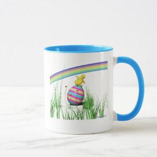 Easter Chicken Wings Mug