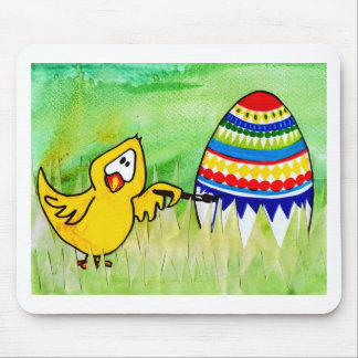 easter chicklet mousepads