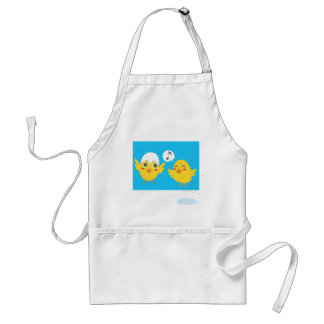 Easter Chicks Adult Apron