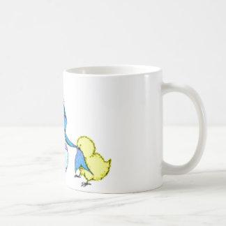 Easter Chicks and Eggs Coffee Mug