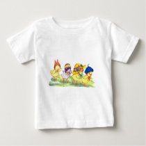 Easter Chicks Baby T-Shirt