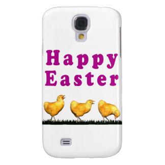 Easter Chicks in Grass Samsung Galaxy S4 Case