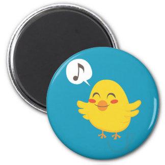 Easter Chicks Magnet