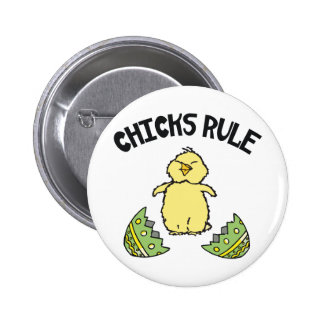 Easter Chicks Rule Button