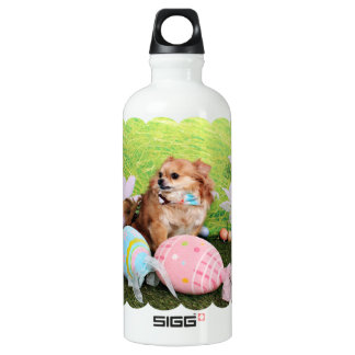 Easter - Chihuahua - Carlito SIGG Traveler 0.6L Water Bottle