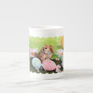 Easter - Chihuahua - Carlito Tea Cup