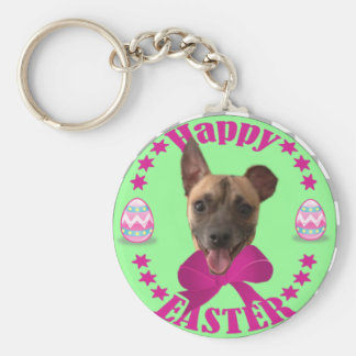 EASTER CHIHUAHUA KEYCHAINS