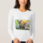 Easter - Chipin Rockwell - Chihuahua Rambo - Mahne Shirt