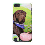 Easter - Chocolate Labrador - Hershey iPod Touch 5G Case