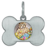Easter Claude Pet ID Tag