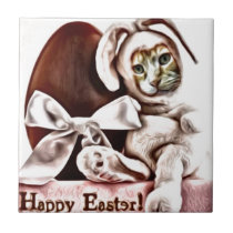 Easter Claude Tile
