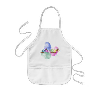 Easter Coloring Apron