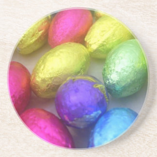 'Easter Colors' Coaster