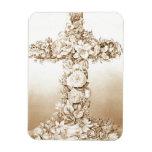 Easter Cross 1869 Rectangular Photo Magnet