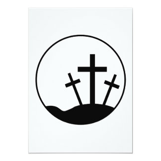 Easter Cross Card