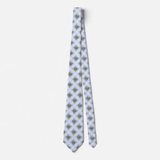 Easter cross Holiday mens tie