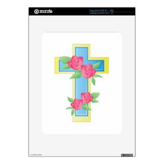 Easter Cross iPad Skin