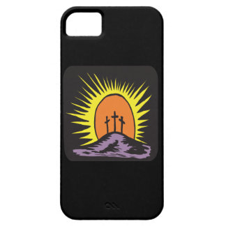 Easter Cross iPhone SE/5/5s Case