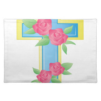 Easter Cross Placemat