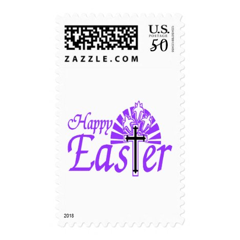 Easter Cross Postage