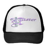 Easter Cross with Lilly Trucker Hat
