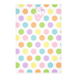 Easter Customized Stationery