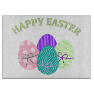 easter cutting boards