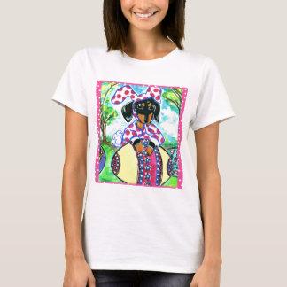 Easter Dachshund T-Shirt