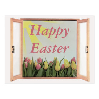 Easter Day Postcard
