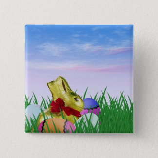 Easter Daybreak Button