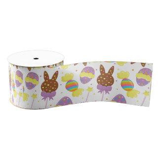 Easter decor grosgrain ribbon