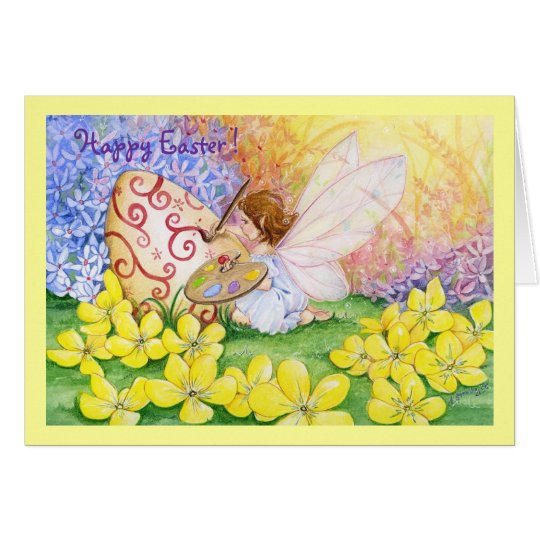 Easter Decoration Card