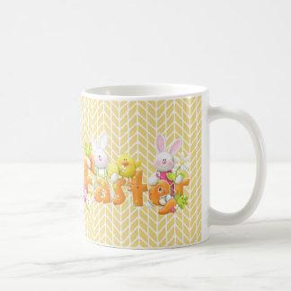 EASTER DESIGN COFFEE MUG