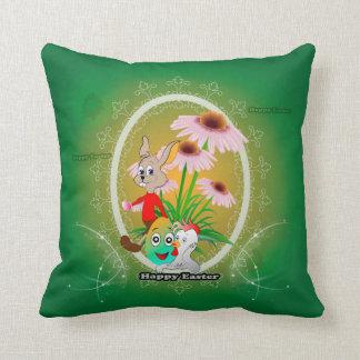 Easter design pillow