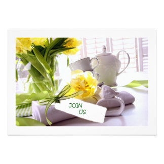 EASTER DINNER INVITATION ANY OCCASION