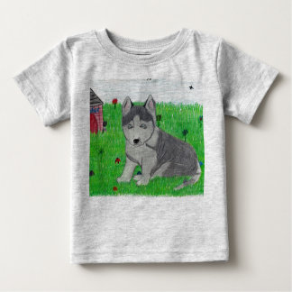easter dog baby T-Shirt