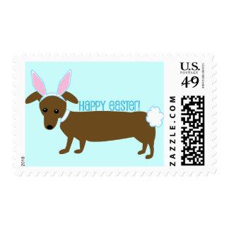 Easter Doggie Postage
