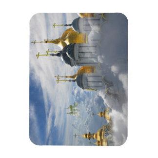 Easter Domes Rectangular Photo Magnet