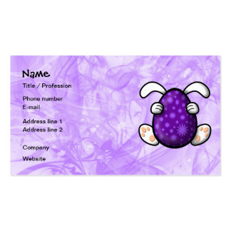 Easter Double-Sided Standard Business Cards (Pack Of 100)