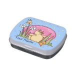 Easter Duck Jelly Belly Candy Tins