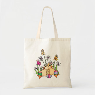 Easter Ducks Tote Bag