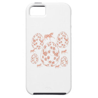 Easter egg and horse iPhone 5 cases